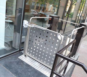 Automatischer Türöffner